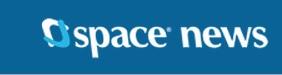 Cabecera de Space news