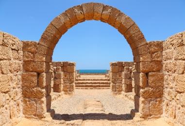 Caesarea-National-Park-