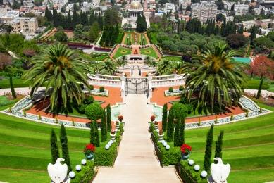 haifa-jardines colgantes