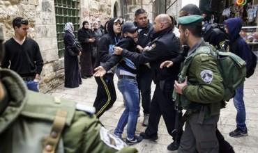 Israel aplicará arrestos administrativos contra disturbios en el Monte del Templo