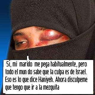 Muslim-Woman-With-Black-Eye