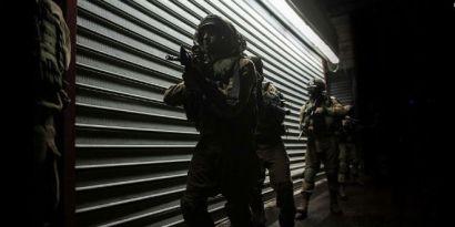 idf nightime raid foto by Omri Samson IDF