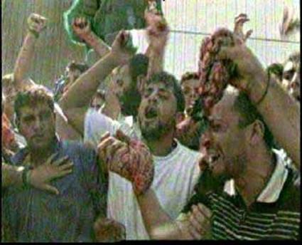 Linchamiento en Ramallah 3