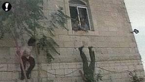 Linchamiento en Ranallah 2
