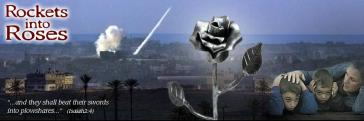 Rosas por cohetes