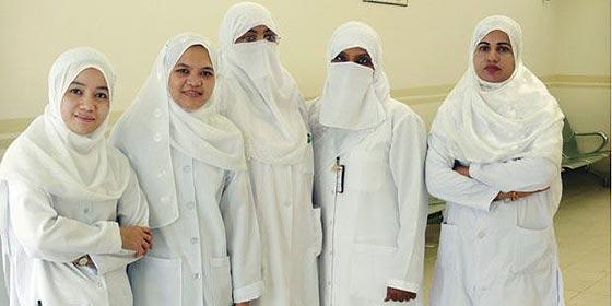 saudi-nurses