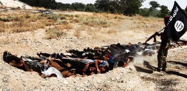 1700 HOMBRES EJECUTADOS POR TERRORISTAS DE EIIL