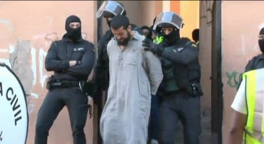 Seis detenidos en Melilla por captación y envío de terroristas yihadistas a Libia o Mali