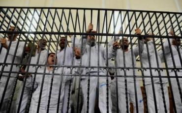 Doce angelitos Islamistas mas dentro del paraiso Egipto si que sabe limpiar su pais