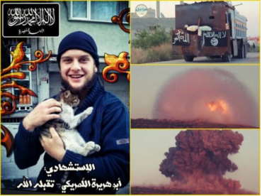 TERRORISTA ISLAMISTA NORTE AMERICANO : ABU HURAIRA AL AMRIKI