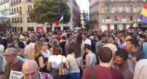 Españoles a favor de Hamas