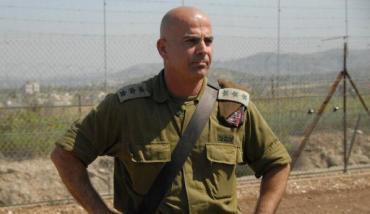 Rassan Alian Israelí de origen Druso, comandante de La Brigada Golani del Tzáhal