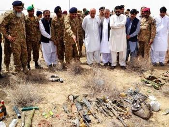 Quetta Base Aérea pakistaní