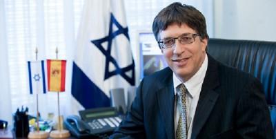 Alon Bar embajador de Israel en España
