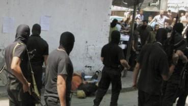Así asesina Hamas a su propia gente13