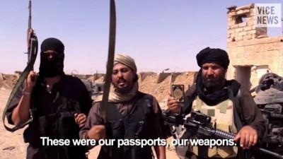 Drogotas del ISIS1