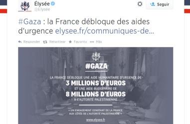 Francia le da pasta a los árabes terroristas