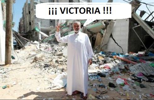 hamas victoria