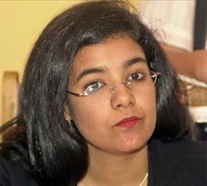 Zoilamérica Ortega Murillo . Hijastra de Daniel Ortega.