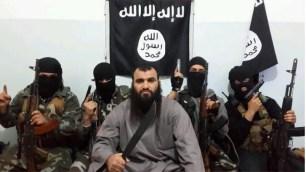 Khalid K. cortacabezas del ISIS