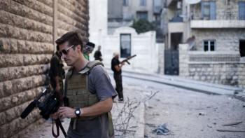 Mas James Foley repor asesinaso isis