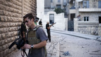 Mas James Foley repor asesinaso isis