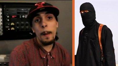 Rapero gilipollas degollador del ISIS2