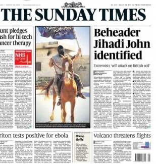 The Sunday Times Degollador Times