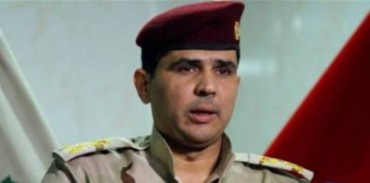 A spokesman for the Irak Interior Ministry Brigadier Saad-Maan