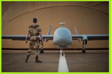 Drone USA en Niger