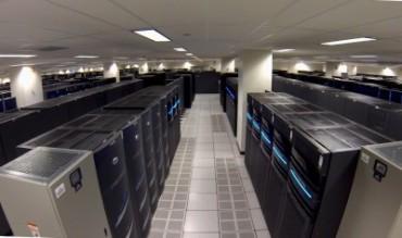 El centro de datos de la División de Servicios de Información de Justicia Penal en West Virginia