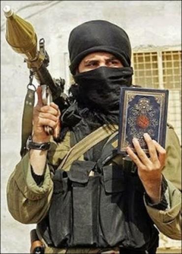 estado islámico en Gaza.