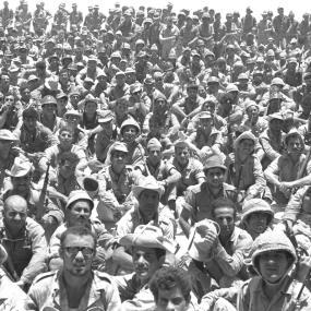 Guerra-de-los-seis-días-Fuerzas-de-Defensa-de-Israel-2
