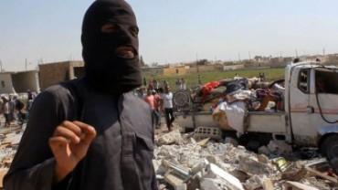 ISIS ante destruccion bombardeo