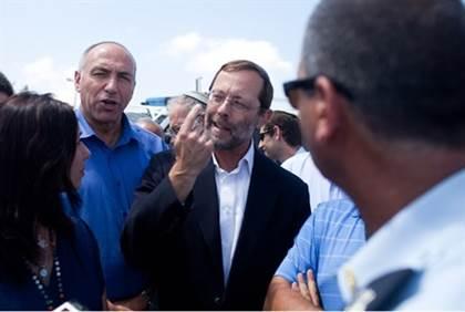 Moshe Feiglin el objetivo es incendiar Jerusalén