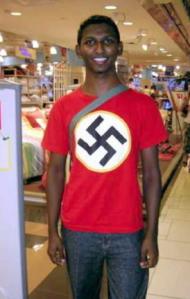 No hay mucha diferencia entre la izquierda israelí y un negro nazi