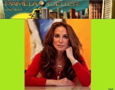 Caratula Pamela Geller
