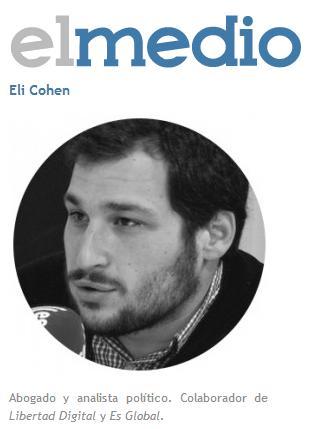 elmedio Eli Cohen
