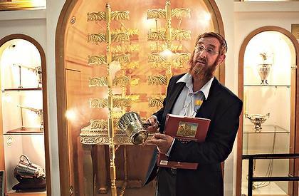 Rabino Yehuda Glick disparado en Jerusalem