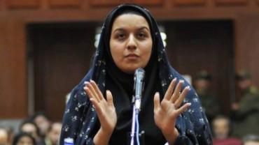 Reyhaneh Jabbari condenada a la horca por matar a quien intento violarla.