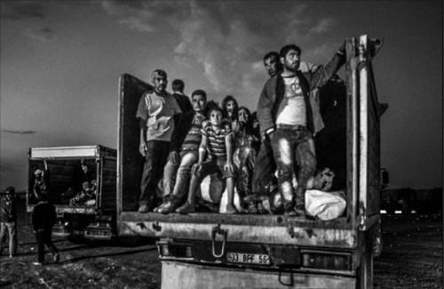 Fotos del horror de Kobani9