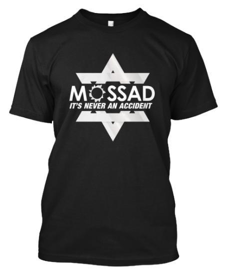 Mossad nunca es un accidente