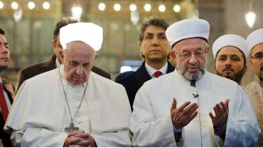 papa musulman