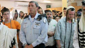 Rabino Jefe de las IDF Rafi Peretz