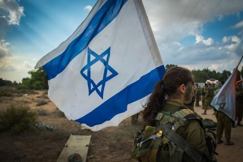 Soldado con bandera4