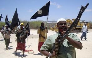 Terroristas muslim en Kenia procedentes de Somalía.