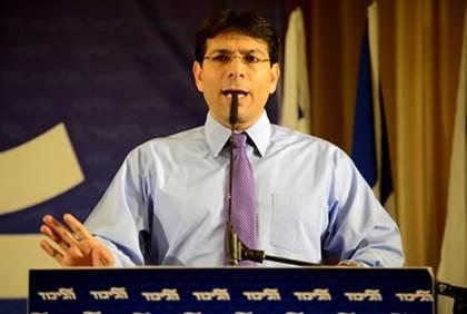 Danny Danon Presidente del comite central Likut