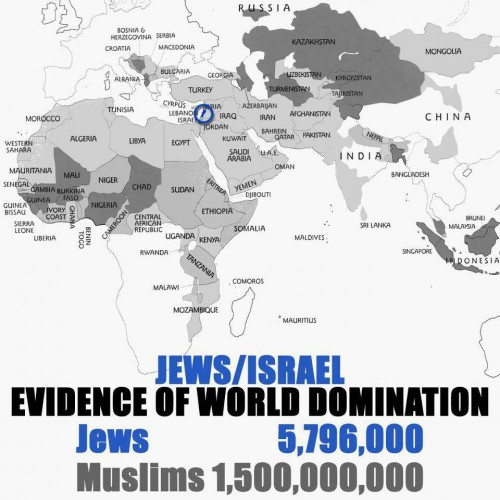 Dominacion mundial de israel