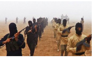 Formacion de terroristas del ISIS