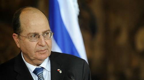 Moshe Yaalon M. De Defensa Israel2